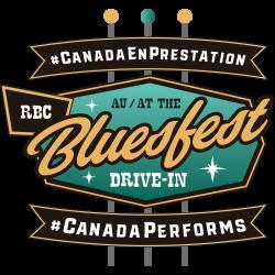 #CanadaEnPrestation et RBC Bluesfest présentent Concerts au volant